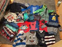 Boys bundle age 2-3 40+ items