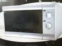 brand new microwave oven 800 watt
