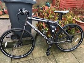 Mountain bike (Hardly used)