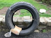 Honda goldwing tyre