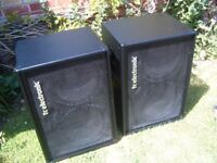 TC Electronics BC212 Bass Cabs For Sale X2.