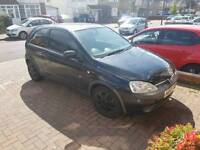 Vauxhall Corsa 2005 with private plate, 1 litre semi automatic, only £500 good runner 10 month MOT