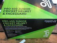 Kookaburra PRO 400 Junior Cricket Helmet