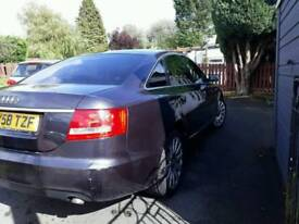 Audi a6 full service history full lather seat satnav