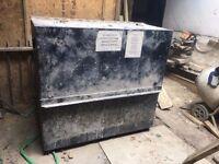 Site safe tool chest £100 O.N.O.