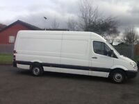 MAN WITH A VAN SOFA BED WARDROBE FURINTURE &SHOP COLLECTION REMOVALS 24/7