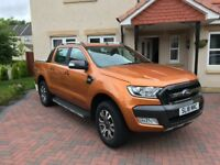 Ford Ranger Wildtrak 2018 automatic