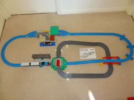 Thomas the Tank and Cranky Deluxe set plus full box of track
