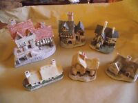 DAVID WINTER MODEL HOUSES