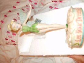 disney traditions tinkerbell ornament