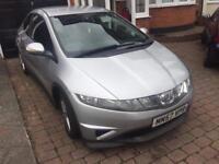 Honda civic s type diesel for sale or swap