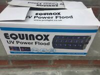 EQUINOX UV POWER FLOOD LIGHT