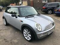MINI COOPER 1.6 PETROL AUTOMATIC