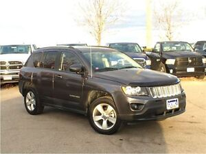 2016 Jeep Compass NORTH-ALL SEASON*4X4*6.5 TOUCHSCREEN*BACK UP C