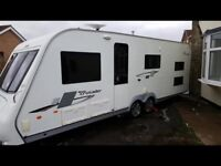 FOR SALE ... ELDDIS CRUSADER TEMPEST 2010 This is an excellent 6 birth family caravan,
