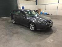 2010 Saab 9-3 turbo edition 1.9 tid 150bhp 1 owner full mot guaranteed cheapest in country