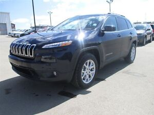 2016 Jeep Cherokee NORTH LATITUDE 4X4  V6 / HEATED SEATS / ALPIN