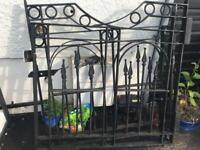 Beautiful Cast iron gates
