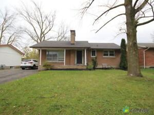 $349,000 - Bungalow for sale in St. Catharines