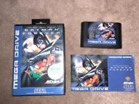 MINT Batman Forever Sega Mega Drive Game