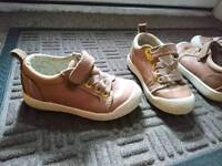 Toddlers shoes x 4 pairs of shoes