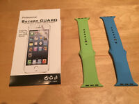 Apple iWatch Straps and 42mm Protective Covers
