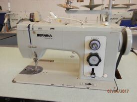 Zig Zag Industrial Sewing Machine - Bernina 850, Reduced from £650