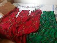 A STAR IS BORN 4 maxi dresses