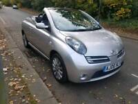 Nissan Micra Essenza Convertible - Leather Interior, Heated Seats - Drives Good - HPI Clear