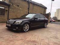Mercedes-Benz C Class 2.1 C200 CDI Blue EFFICIENCY Sport 4dr, PANROOF,12 MONTHS MOT
