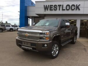 2015 Chevrolet Silverado 2500HD High Country Heated & Cooled...