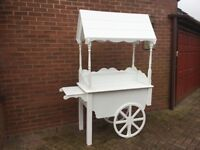 Adult Fully collapsible Candy carts for sale. No tools required, quick and easy assembly .