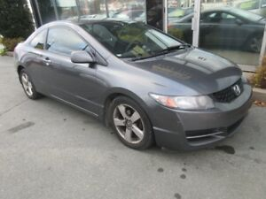 2009 Honda Civic 2 DOOR AUTOMATIC COUPE
