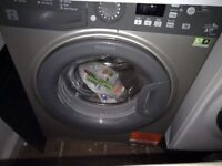 Hot point Silver Washing Machine......Mint Free Delivery