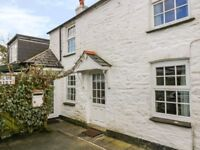 Beautiful 2 Bed/ensuite Fully furnished Cottage winter let 6 months in the Tamar Valley
