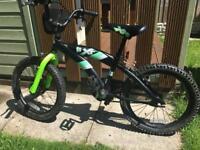 """18"""" XT 18 Bike"""