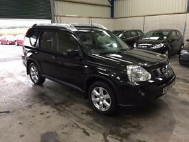 2009 Reg new shape Nissan xtrail sport 2.0dci 170 BHP guaranteed cheapest in country
