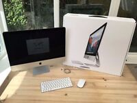 "Apple iMac Late-2015 21.5"" 2.8GHz i5 Quad Core 4 Months Apple Warranty MK442B/A"