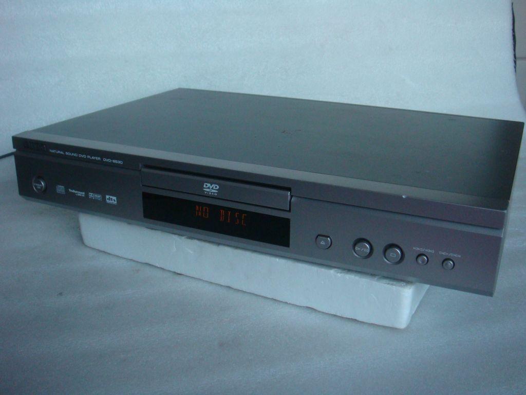 yamaha dvd s530 dvd player sold sold sold. Black Bedroom Furniture Sets. Home Design Ideas