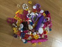 Random Bundle. Fondant/playdough/cookie cutters and accessories.