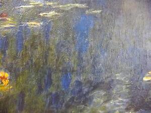 """Claude Monet """"Green Reflections"""" Painted 1920 Art Print Stratford Kitchener Area image 2"""