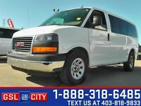 2013 GMC Savana 1500 SL AWD - OnStar, Power Door Locks