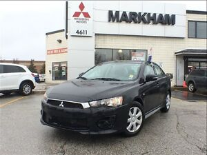 2016 Mitsubishi Lancer ES- LAST CHANCE, PRICE TO GO!!