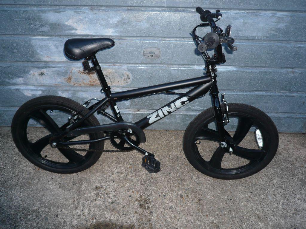 Zinc Black Ice BMX bike | in Harrow, London