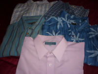 Assortment of short sleeve shirts