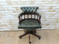 Captains Chair Leather (Delivery)