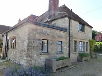 Lovely Flat to Let adjoining Farmhouse near Castle Cary