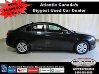 2014 Chevrolet Cruze 1LT  Only 8,950 Kms!