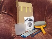 New & Boxed Paint Runner - Paint Application Roller with Extension Handle