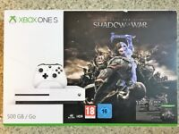Xbox One S 500GB Console or Xbox One Games/Accessories